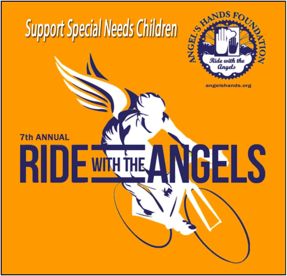 Ride with the Angels Bike Ride