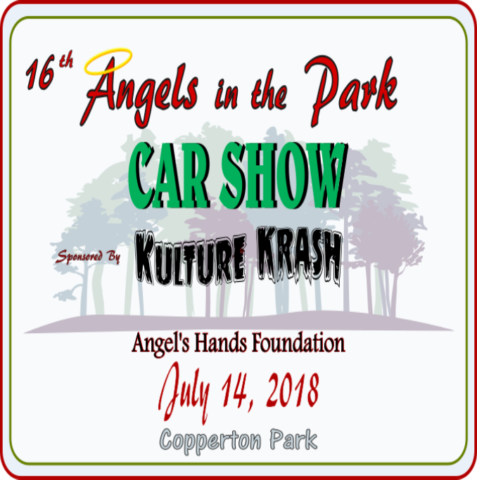 Angels in the Park Car Show